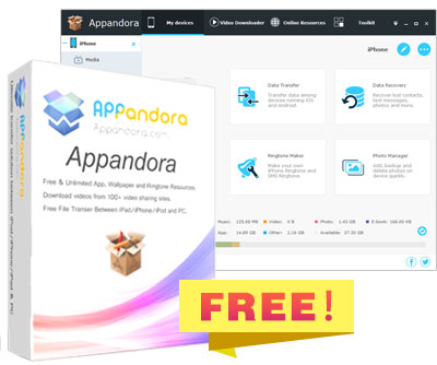 Download Appandora Freely