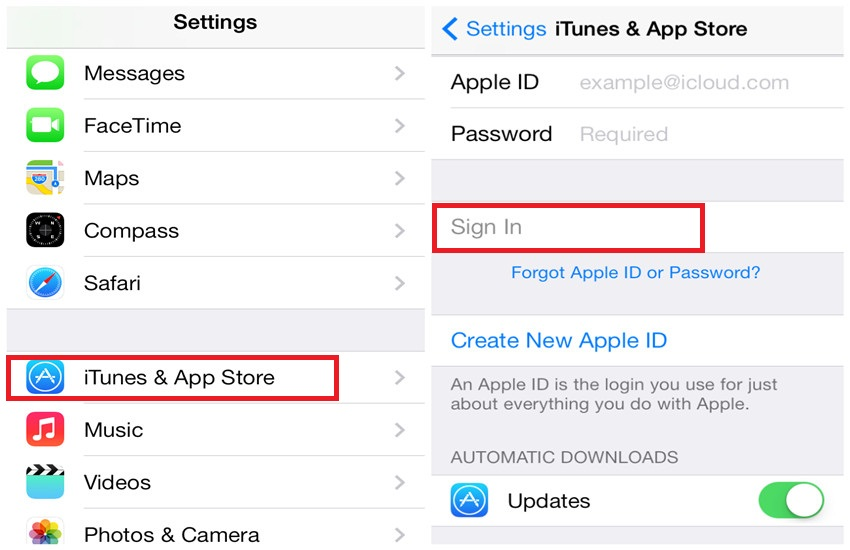 download apps without using apple id